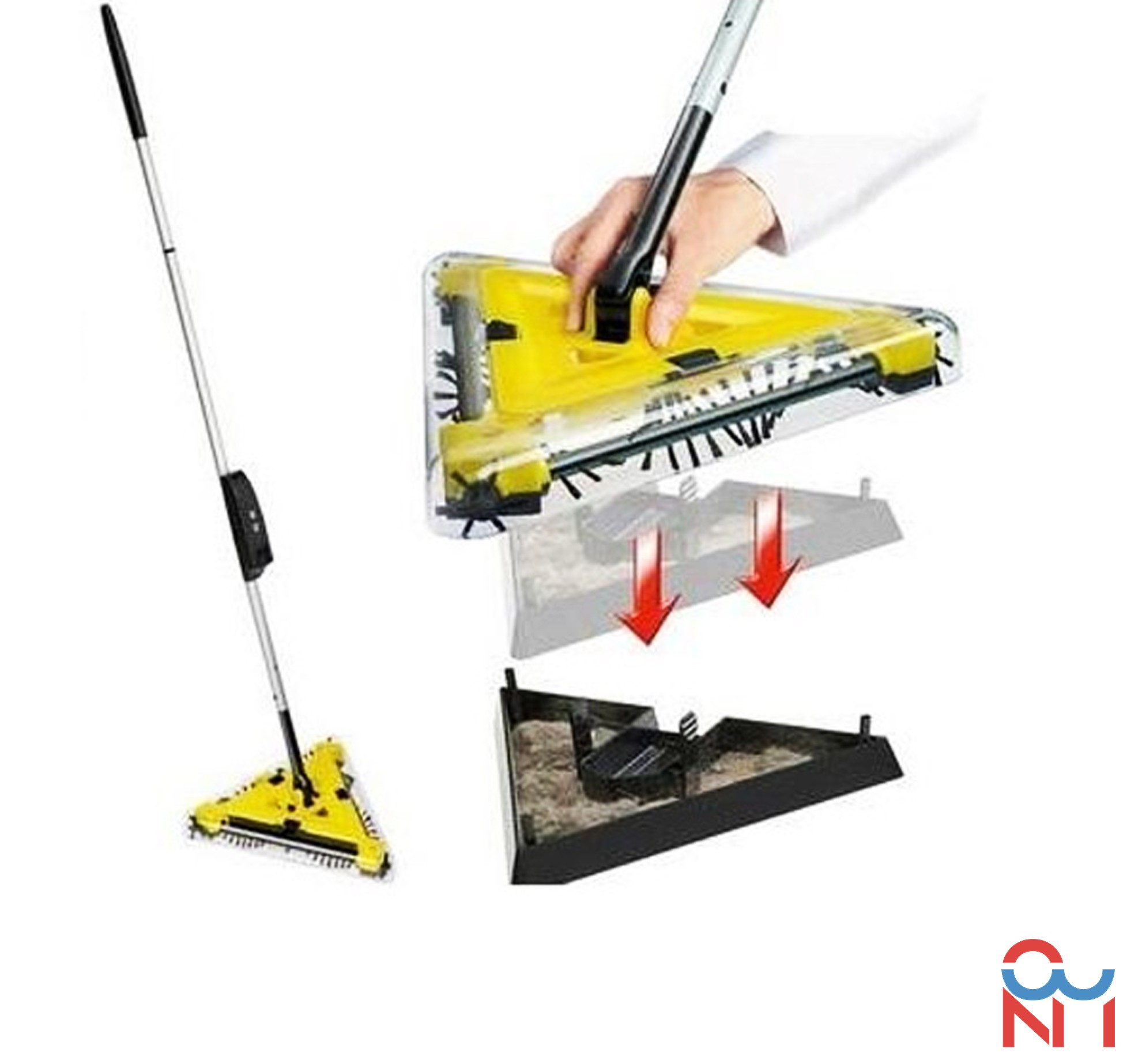 SCOPA RUOTANTE TWISTER SWEEPER
